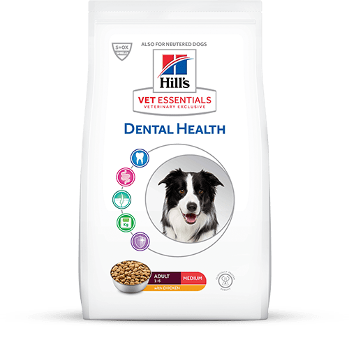 Hill's Vet Essentials Alimento para Perros Dental Health